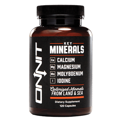 Onnit Key Minerals from Powerful.ie