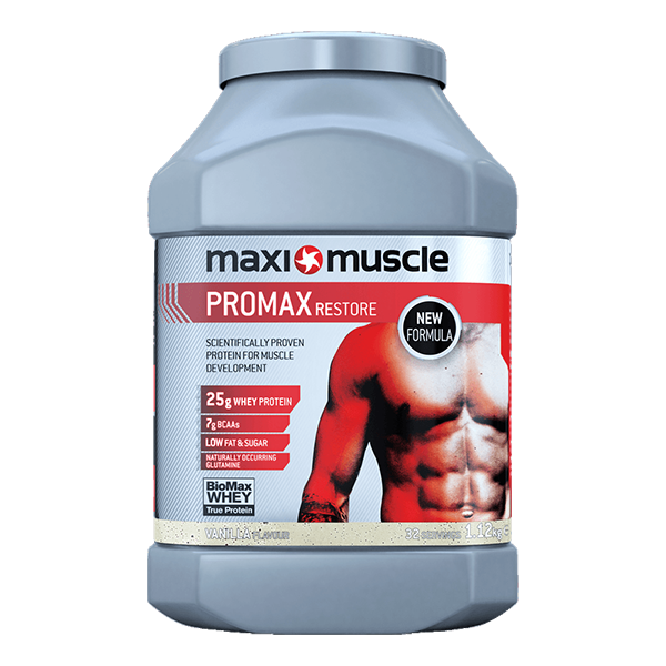 Maximuscle Promax Protein Powder - 1.12kg