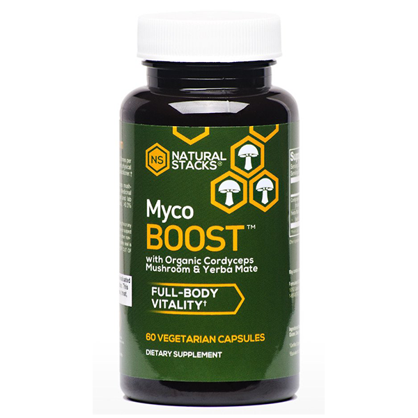 Natural Stacks MycoBOOST - Now 25% Off!