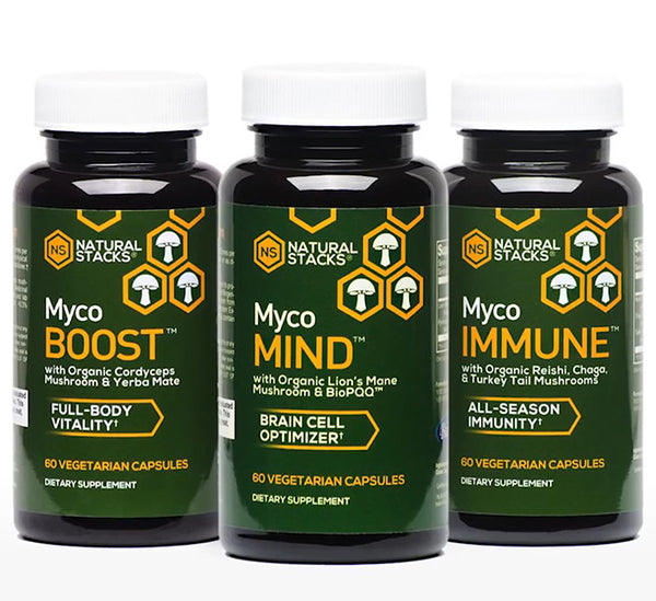 Natural Stacks Myco Bundle