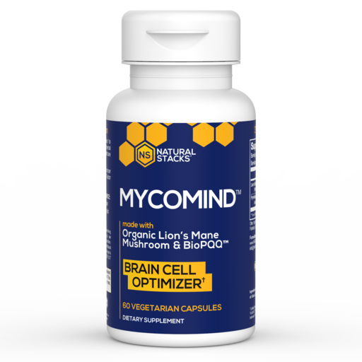 Natural Stacks Mycomind Brain Cell Optimizer