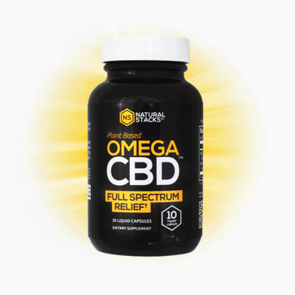 CBD Oil with Omega 3
