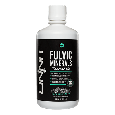 Onnit Fulvic Minerals in Original flavour