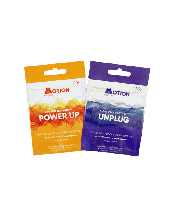 Power Up and Unplug Sampler packs