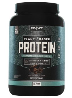 Onnit Plant Based Protein Chocolate flavour