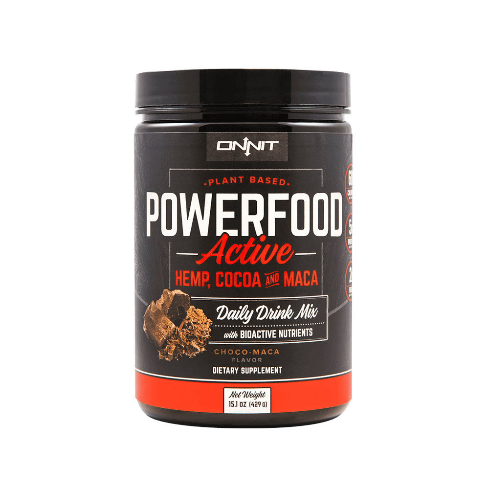 Powerfood Active hemp protein from Onnit