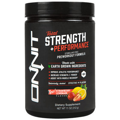 T+ Total Strength & Performance