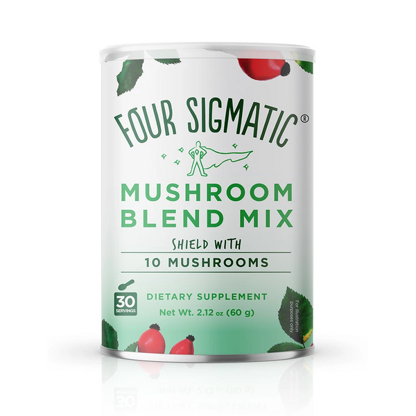 Four Sigmatic 10 Mushroom Blend Mix