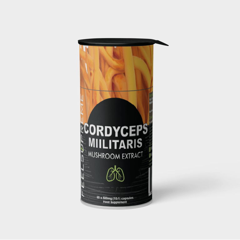 Cordyceps Militaris available in Ireland