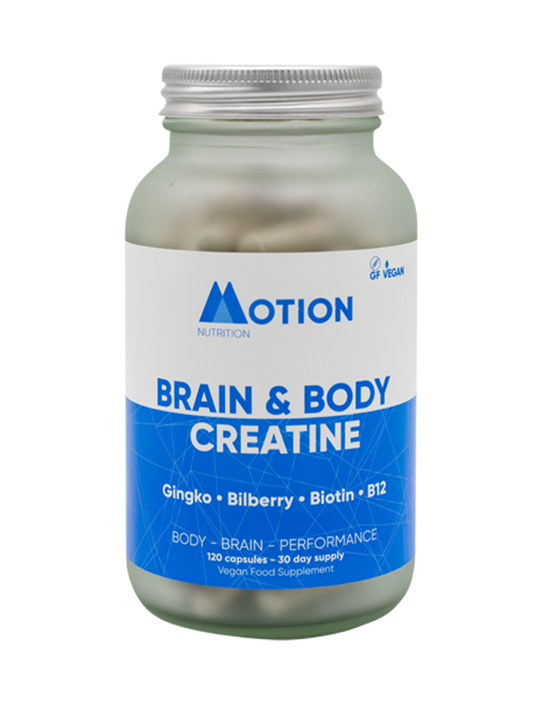 Brain & Body Creating from Motion Nutrition