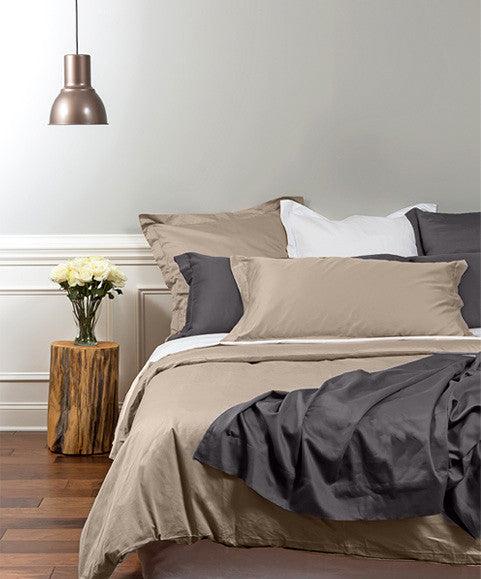 Modern Luxury Bedding | Sateen Sheet Sets | Sachi Home