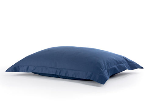 Sachi Home - Navy Sateen Bedding - 1 Sateen Sham