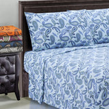 Flannel Cotton Sheet Set - Anippe