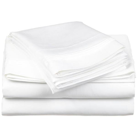 650-THREAD-COUNT SHEET SET, PREMIUM EGYPTIAN COTTON