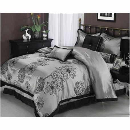 Luxury Amaysia 7-Piece Bed-In-Bag Sets
