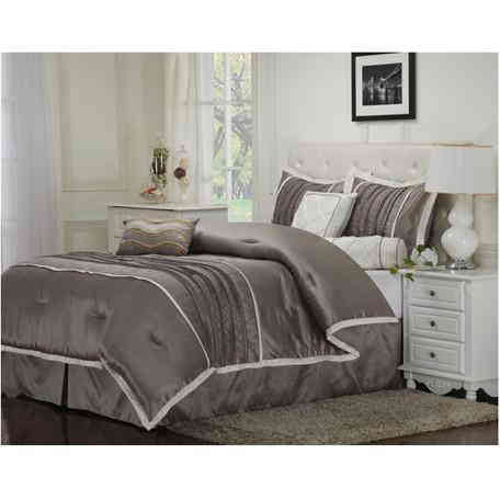 Luxury Blakely 7-Piece Bed-In-Bag Set