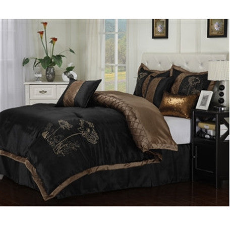 Luxury Camden 7-Piece Bed-In-Bag Sets