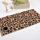 New Fashion 1pc Sexy Cotton Soft leopard print Beach Towels Large Size Fit Vacation Hot Good Quality