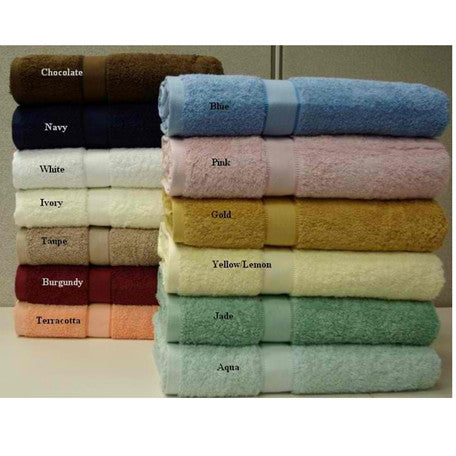 Luxury 100% Egyptian Cotton Bath Sheet
