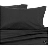 Luxury 800 TC 100% Egyptian Cotton King Sheet Set In Black