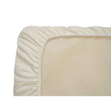 ORGANIC 600TC 100% EGYPTIAN COTTON BABY CRIB FITTED SHEET