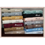 Bath Towels - Anippe