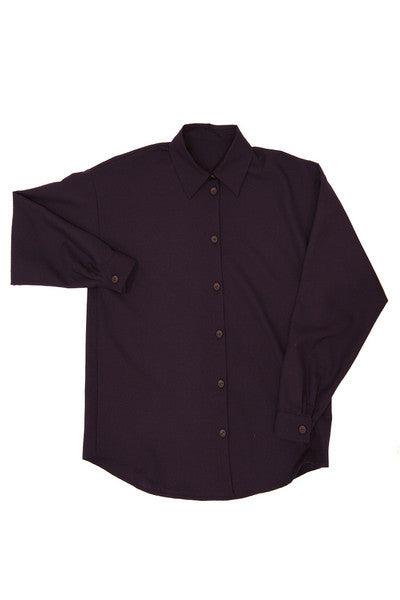 Plum Suiting Shirt