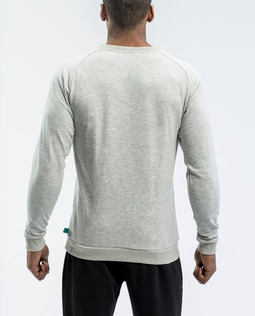 Ardour Icon Sweatshirt White Fleck
