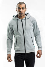 Ardour Perform Hoodie Grey Men