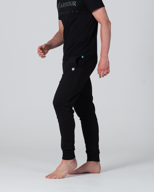 Ardour Gymnastics T-Shirt Black