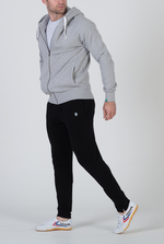 Ardour Strength and Mobility Hoodie Grey Men