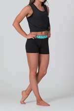 Ardour Icon Compression Shorts Black