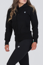 Ardour Strength and Mobility Hoodie Black Women