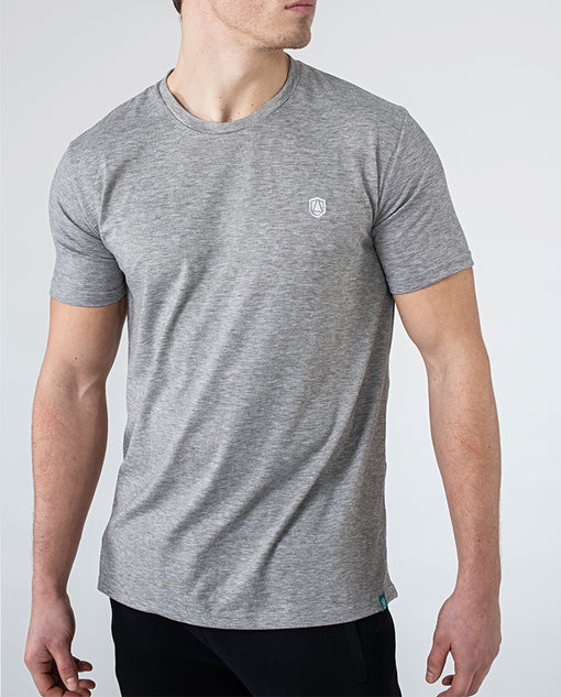 Ardour Embroidered Shield T-Shirt
