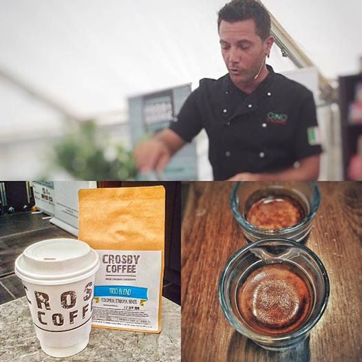 Gino D'Acampo Crosby Coffee Mousse