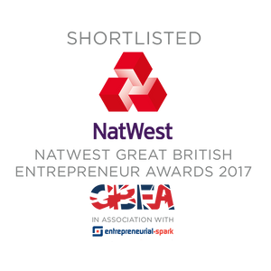 Shortlist for the 2017 NatWest Great British Entrepreneur Awards Announced