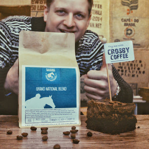 Crosby Coffee to return to Aintree Racecourse