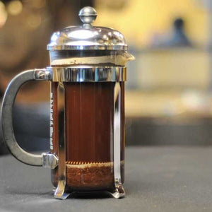 Cafetiere brewing guide