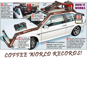 Coffee record breakers!