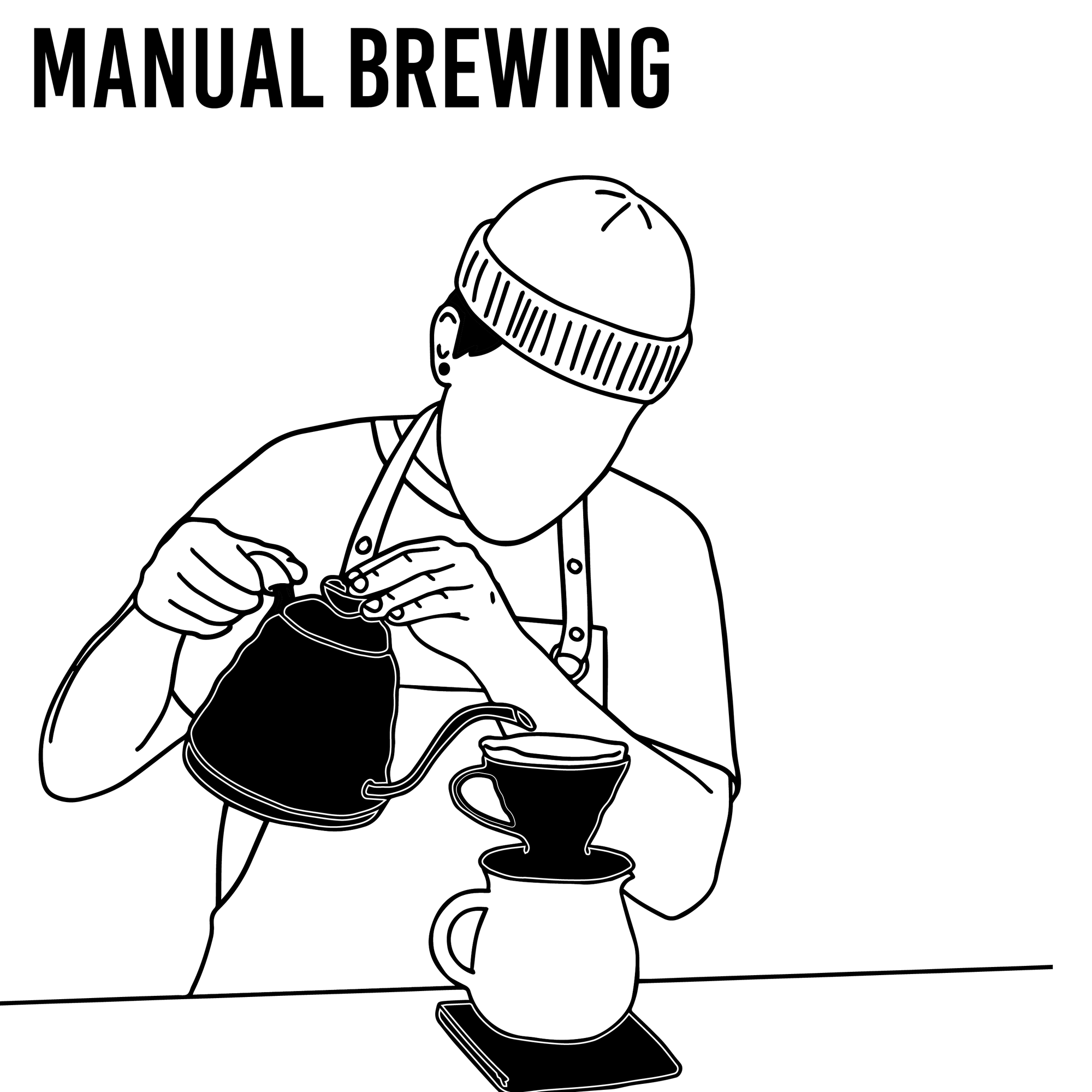 Manual Brewing