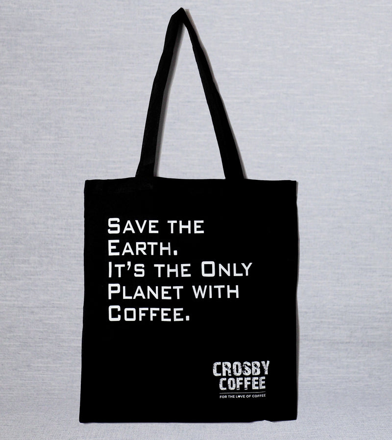 Crosby Coffee Tote Bag
