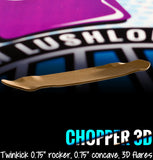 Lush Longboards Chopper/Chopper 3D