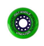 Cult Wheels Creator 72mm Green (Stoneground)