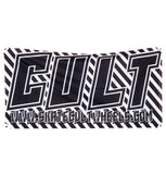 Cult Wheels TFR Banner 75x150