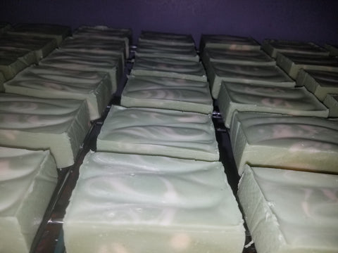Aloe and Cucumber Soap Bar