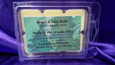 Walk in the Woods Beard and Face Balm
