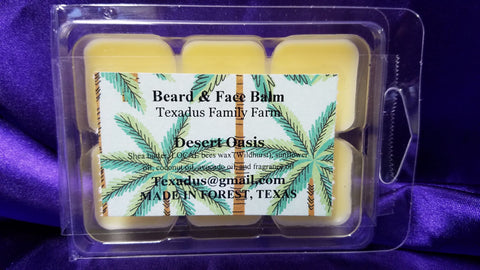 Desert Oasis Beard and Face Balm