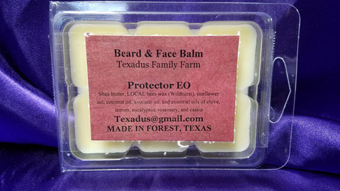 Protector Beard and Face Balm
