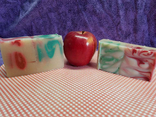 Don't Sit Under the Apple Tree Soap Bar