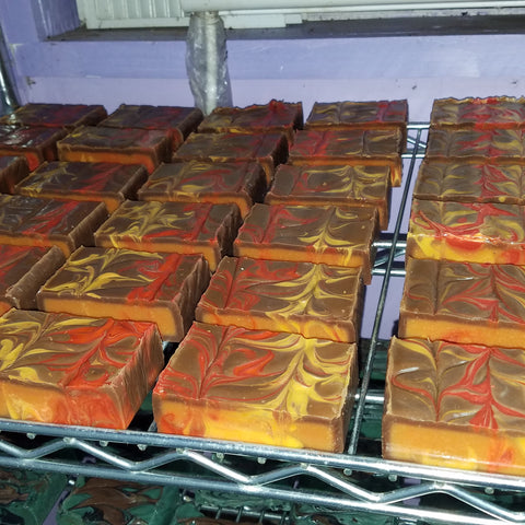Autumn Harvest Soap Bar